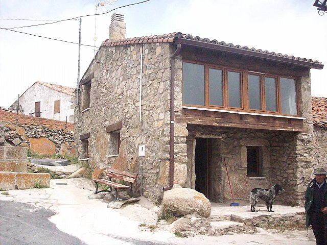 Restored rural house in Sierra de Gredos